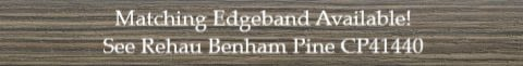 "Prism Benham Pine (WF460) TFL - P/B Core G2S Boreal 3/4"" 49x97"