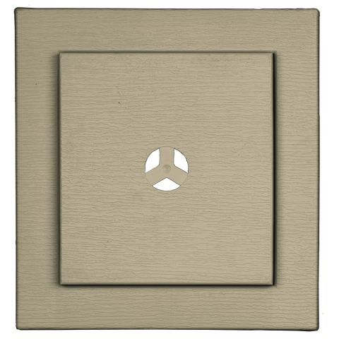 Mid-America MountMaster Water Management Block, 8-1/2 in x 9 in, Olive 307