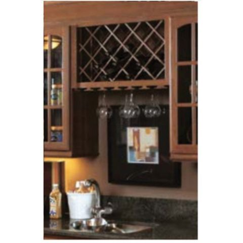 Omega National Products Inverted Wine Rack