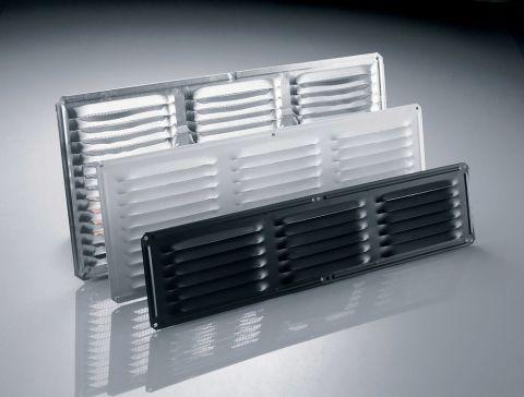 Aluminum Undereave Vent