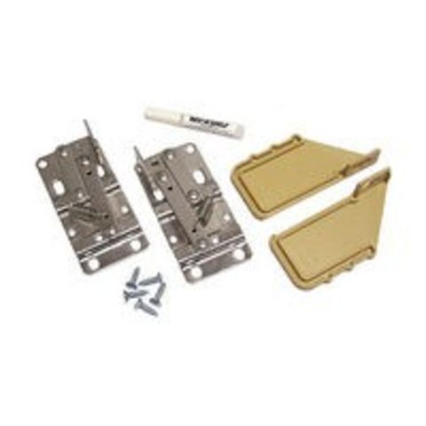 6551 Series Sink Front Tip-Out Tray Hinges & End Caps - Pack of 40
