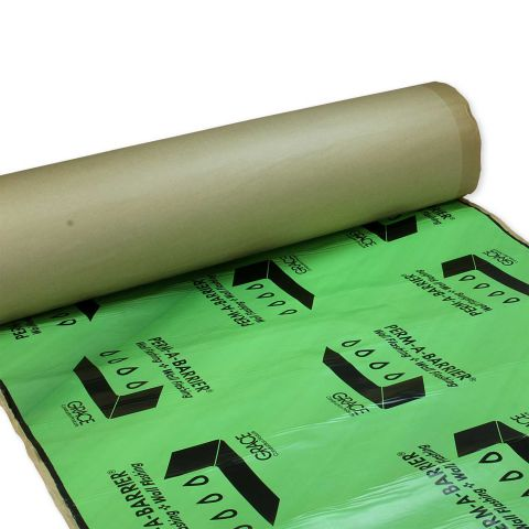 GCP Perm-A-Barrier Self-Adhesive Wall Flashing - 36 in x 75 ft Roll