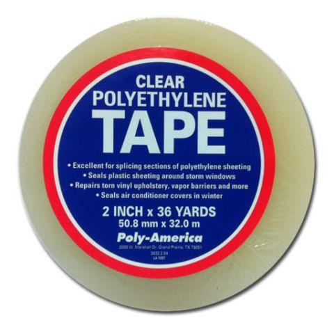 Clear Polyethylene Tape
