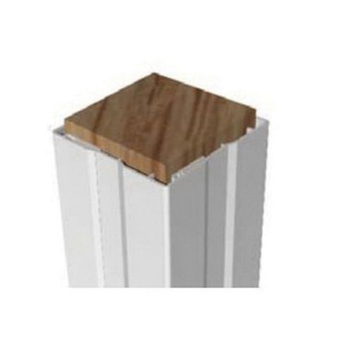 Crossover 4-Piece Flat Post Wrap - 4 in x 4 in