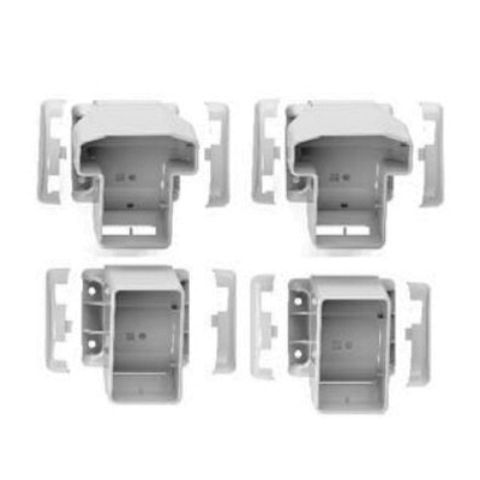 Finyl Line T-Top Swivel Stair Bracket Set