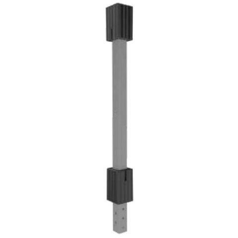 Crossover Thru/Fascia Mount Structural Post