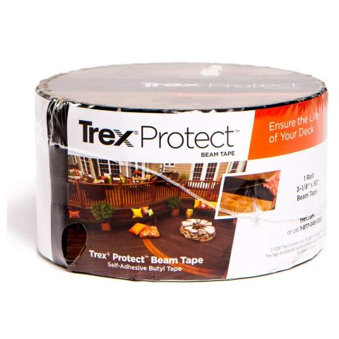 Trex Rain Escapes Beam Tape Trex Protect