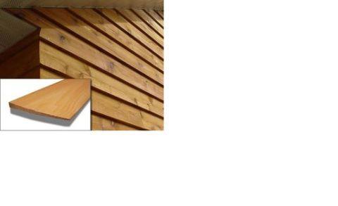 1/2 x 6 Cedar Lap Siding