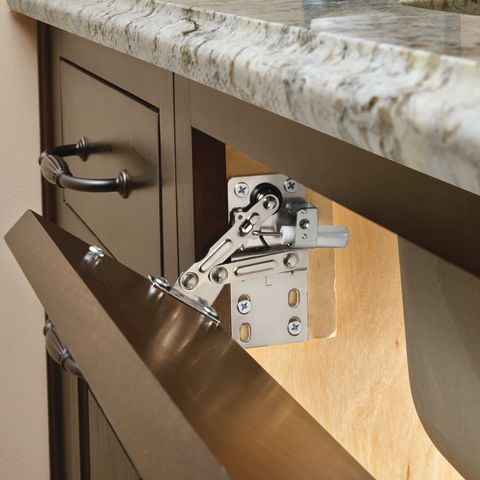 LD0220 Soft-Close 50° Sink Front Pivot Hinge