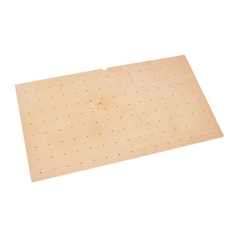 4DPB Series Drawer System Wood Peg Board