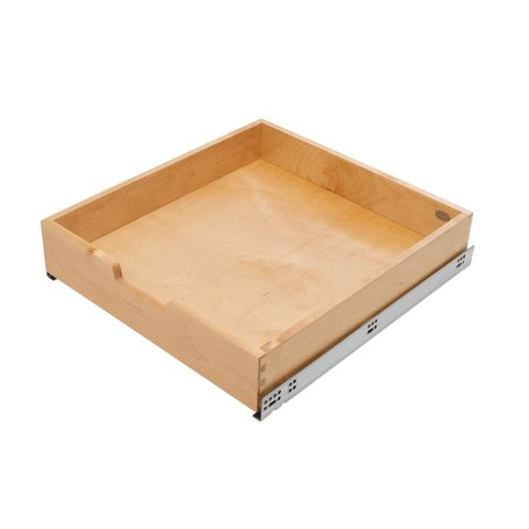 4WDB Series Blumotion™ Soft-Close Maple Drawer