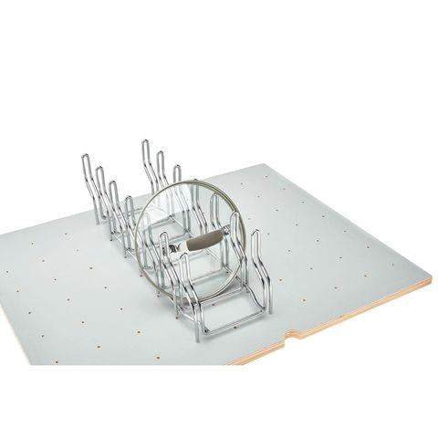 Rev-A-Shelf 5DLD-1-CR Lid Organizer