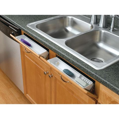 Rev-A-Shelf 6572 Series Sink Front Tip-Out Trays