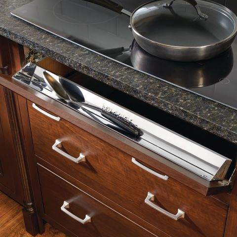 6591 Series Stainless Steel Tip-Out Tray
