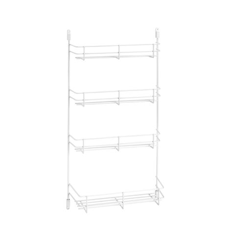 Door Storage Wire Spice Rack
