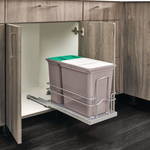 5SBWC Series Undersink Waste Pull-Out