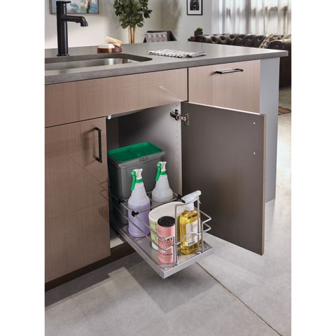 5SBWCC Series Sink Base Waste & Cleaning Pull-Out