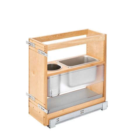 445 Series Blumotion™ Soft-Close Pull-Out Vanity Organizer