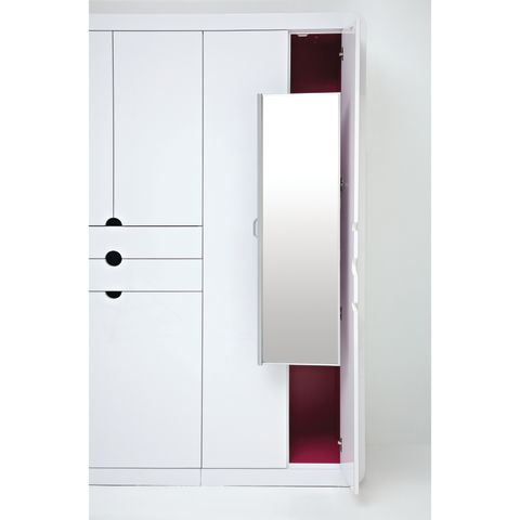 CM Series Pull-Out/Pivoting Closet Mirror