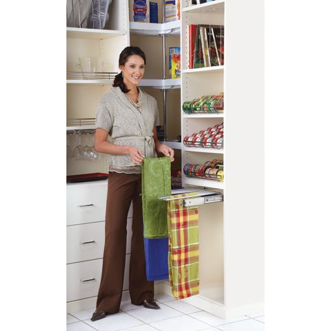PSC Series Pant Organizer with Movable Fingers