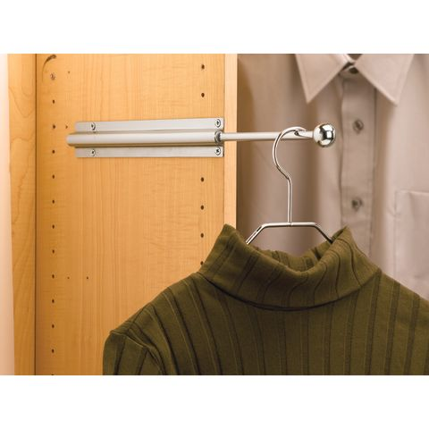 CVL Series Standard Valet Rod for Closet