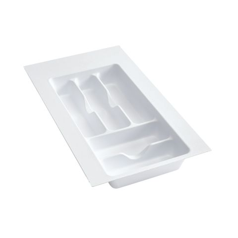 CT/GCT Series Cut-To-Size Polymer Cutlery Tray Insert - Textured Finish