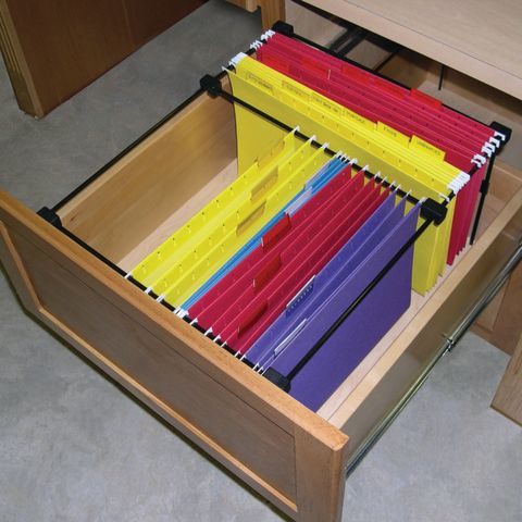 RAS-LGFD Series Letter/Legal File Drawer System