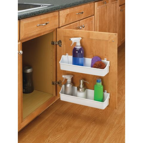 6230 Series Door Storage Tray Set With Screw-In Clips