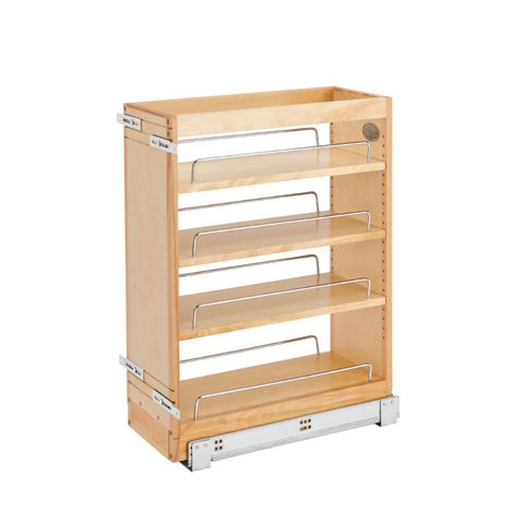 448/445 Series Blumotion™ Soft-Close Pull-Out Base Cabinet Organizers