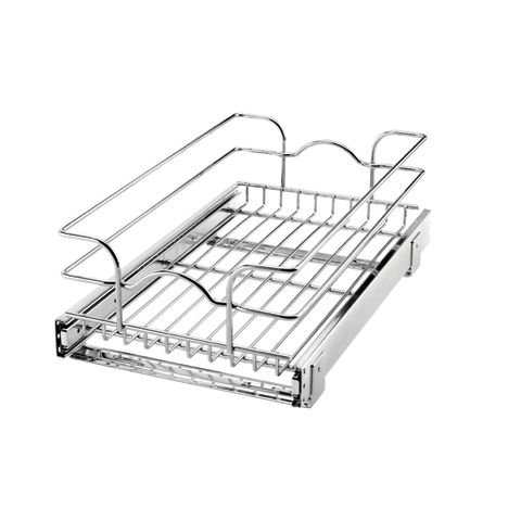 5WB Series Single Pull-Out Chrome Basket