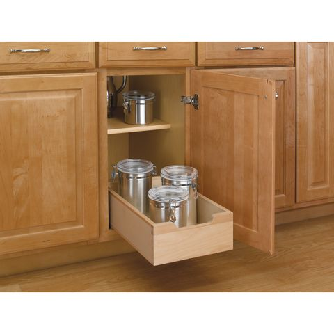 4WDB Wood Pull-Out Drawer