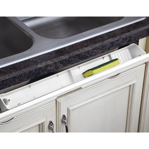 LD 6591 Series Sink Front Polymer Tip-Out Tray - Tray Only
