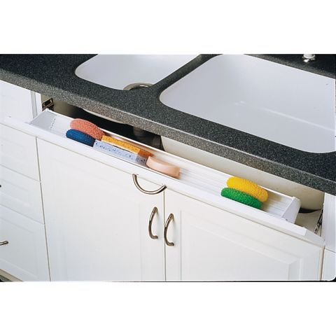 Tip-Out Tray Cut-To-Size with 1 Pair Hinges/End Caps