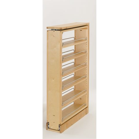 432TF Series Tall Pull-Out Cabinet Filler Organizer