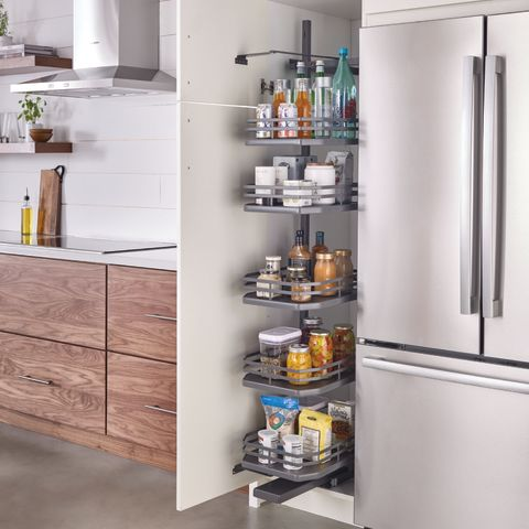 5300-FOG Series Flat Wire Swing Out Pantry