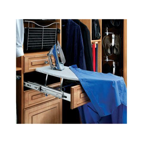 "16"" Deep Closet Ironing Board"