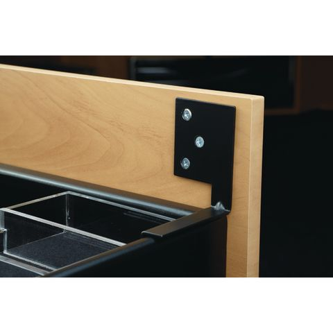 CJD Series Jewelry Drawer Front Mount Bracket