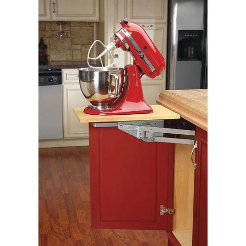 Rev-A-Shelf ML Series Standard Close Mixer Lift (No Shelf)