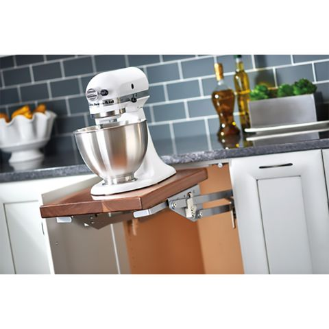 Soft Close Heavy Duty Mixer Lift (No Shelf)