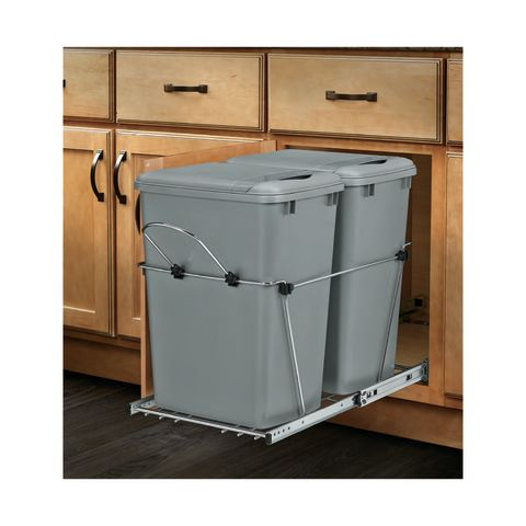 RV Series Double Pull-Out Waste Containers
