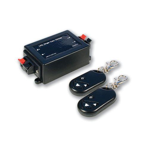Tresco 12V DC Remote Control LED Universal Dimmer