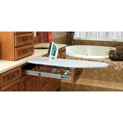 VIB Series 20 in Fold Out Ironing Board for Bathroom/Vanity