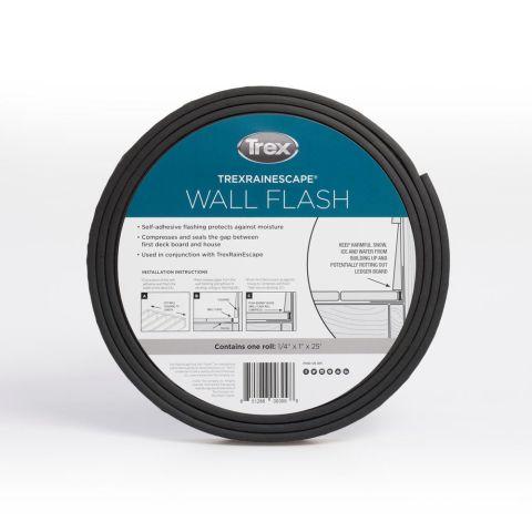 Trex Rain Escape Wall Flashing
