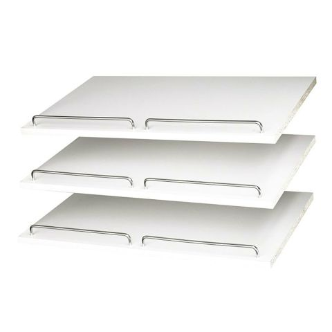 "Easy Track 24"" Shoe Shelves (3 pack)"