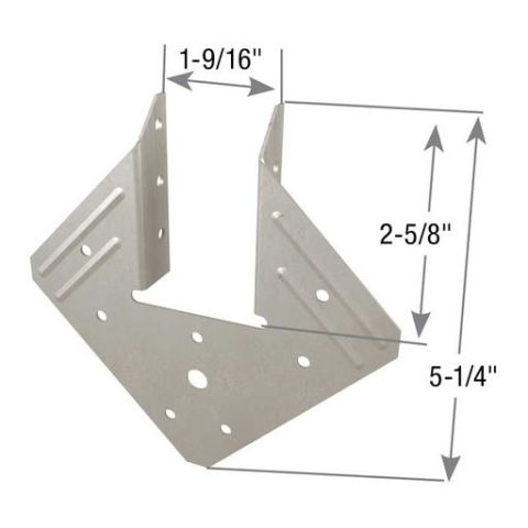 RT Series Rafter Tie/Hurricane Anchor