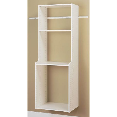 Easy Track 72 inch Hanging Hutch