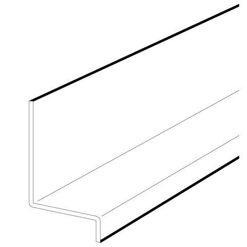 "Rollex 1"" Steel Base Flashing"