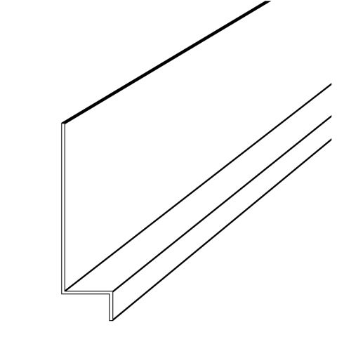 Rollex Steel Z Flashing