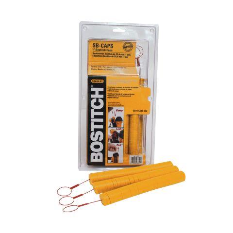 """Bostitch 1"""" Plastic Caps"""