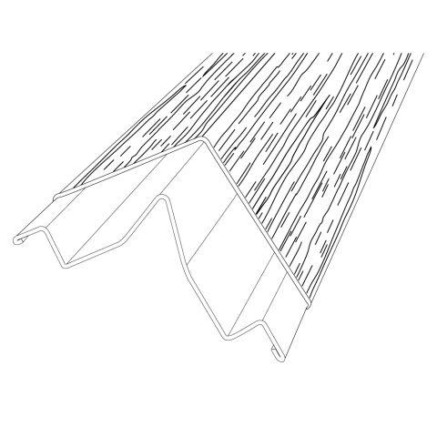 Rollex Navigator 2-Piece Steel Corner